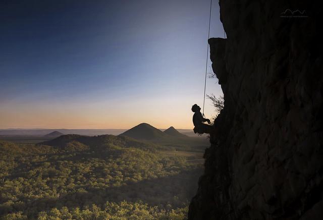 Climbing Procrastinator