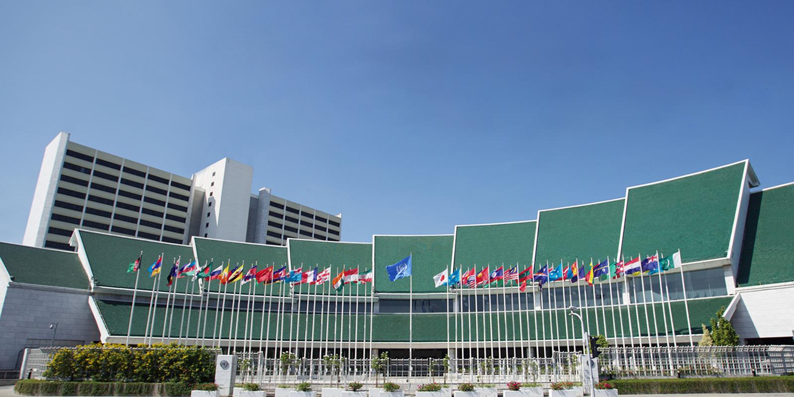 United Nations in Thailand. Bangkok, Thailand, May 12, 2017