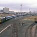 "37350 Gateshead Stadium ""Tynesider"" railtour ex-BRI 10-9-88 by 6089Gardener"