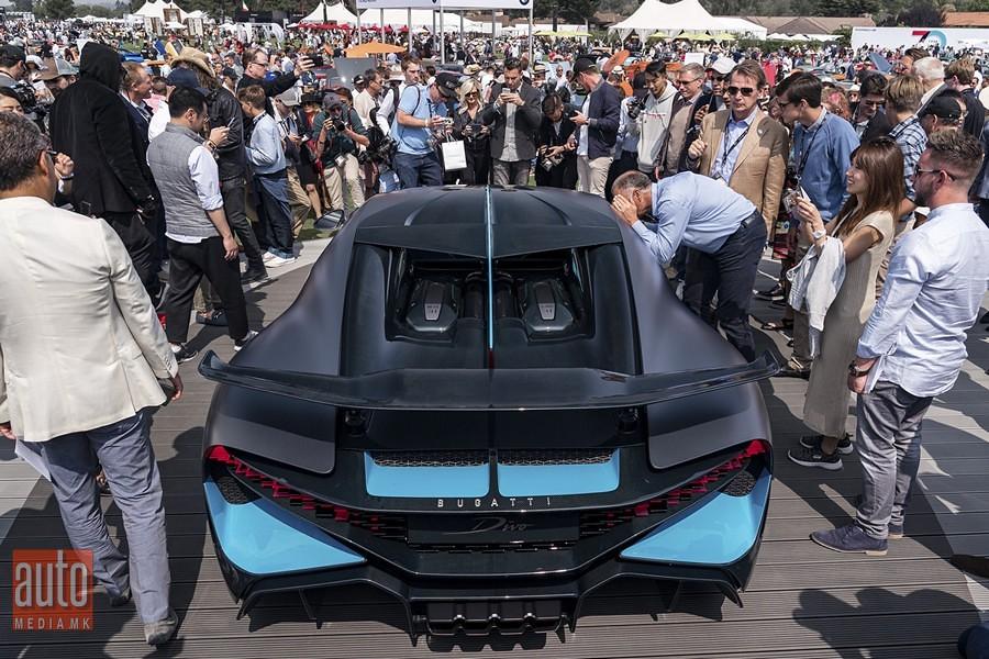 Bugatti Divo premiera 16