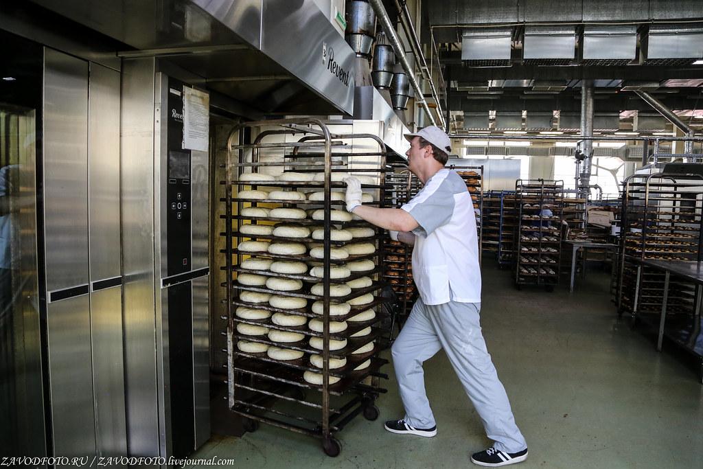 Где в Тюмени делают вкусный хлеб
