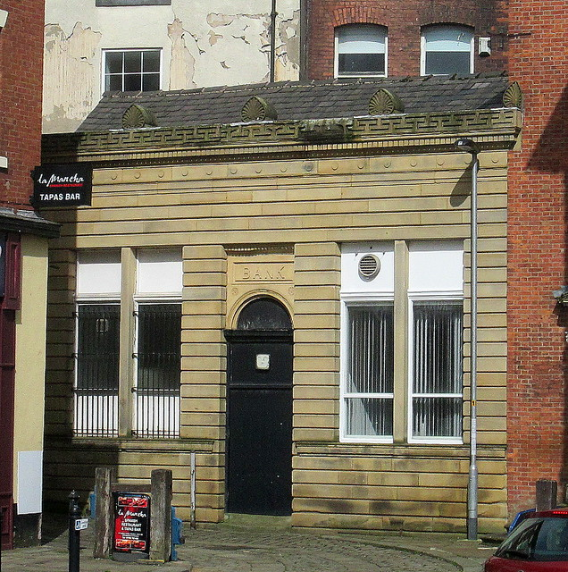 Old Bank Building, Rochdale