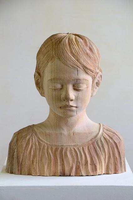 《怦然的視線》|台日藝術家雕塑展