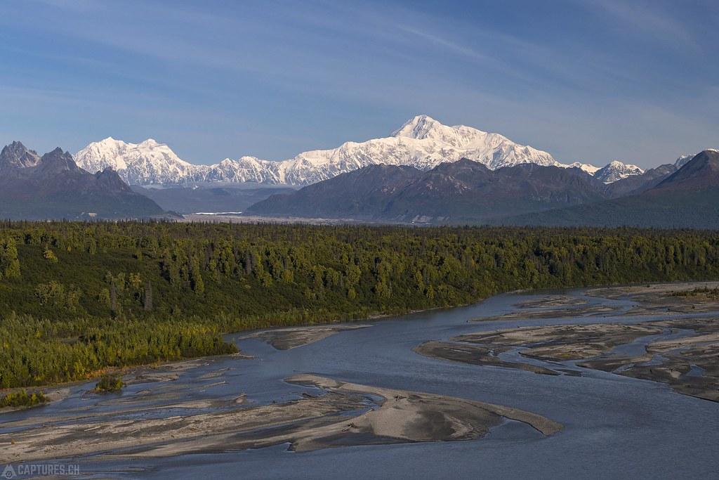 Denali State Park view - Alaska
