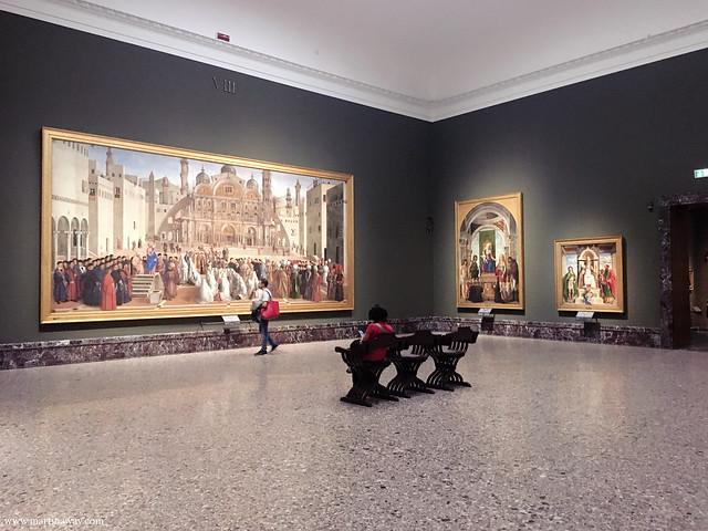Pinacoteca di Brera, sala 8