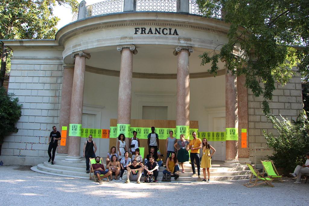 Biennale de Venise 2018 - Esperienza Pepe