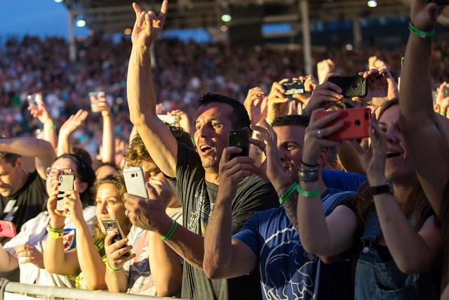 Pearl Jam Wrigley Field-5334