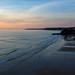Beach at Dusk 23rd June 2018