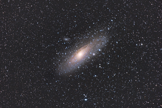 M31 - Galaxie d'Andromède