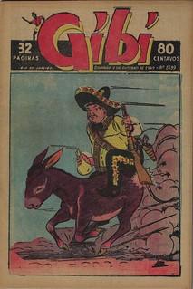 Gibi Globo 1639