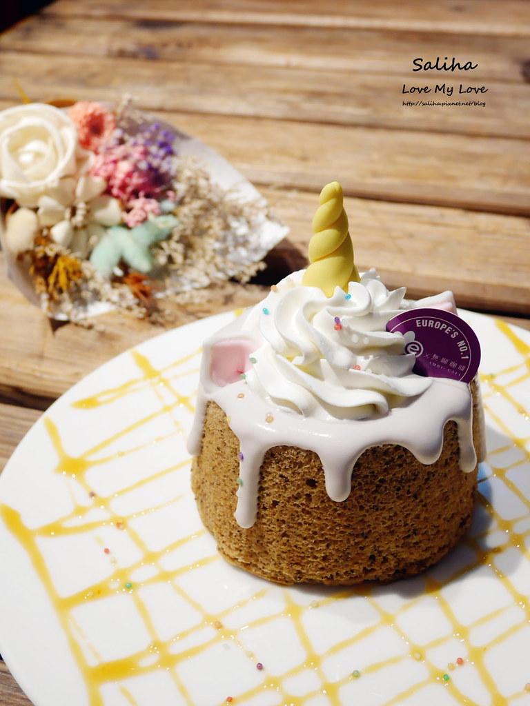 無聊咖啡餐點蛋糕下午茶果昔心得 (3)