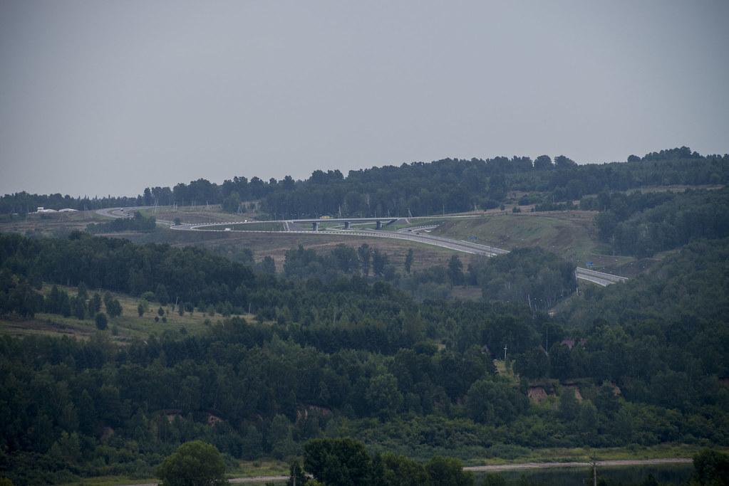 Леснополянское шоссе.