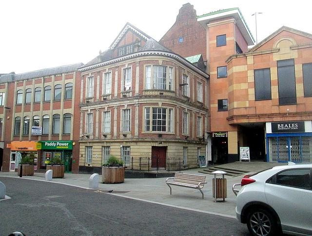 Lloyd's Bank, Rochdale