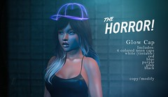 The Horror!~ Glow Cap @ Equal10