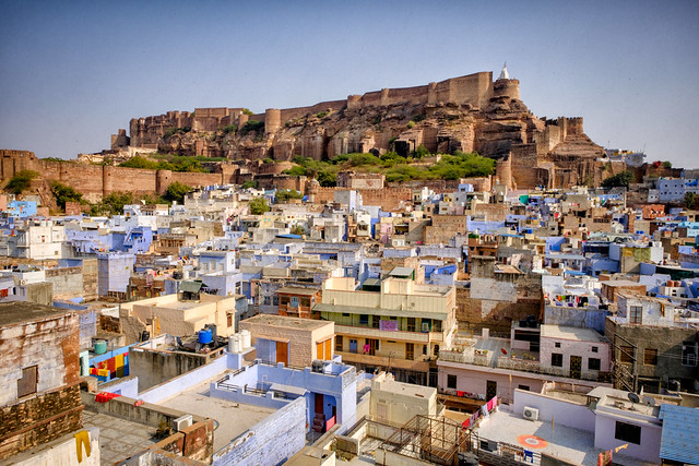 The View that Could Have Been—and Almost Wasn't | Castle View Home Stay, Jodhpur, India
