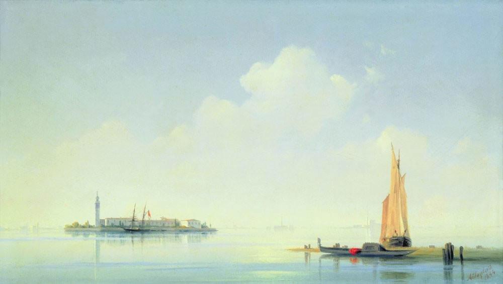 айвазовский 1843