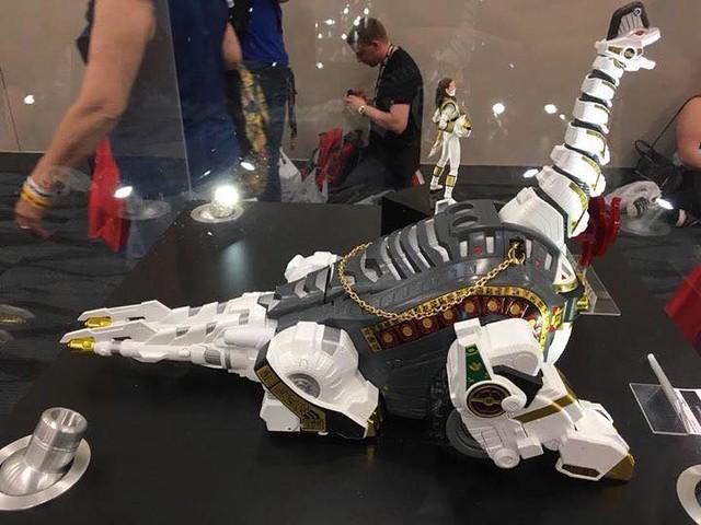 超合金魂 《恐龍戰隊ZYURANGER》巨大獸騎神「帝王腕龍」情報公開!獣騎神キングブラキオン