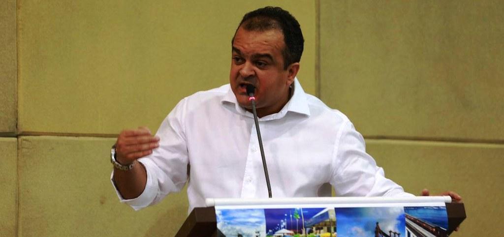Salame deixa a Chefia da Representação do Pará em Brasília após 22 dias no cargo, beto salame