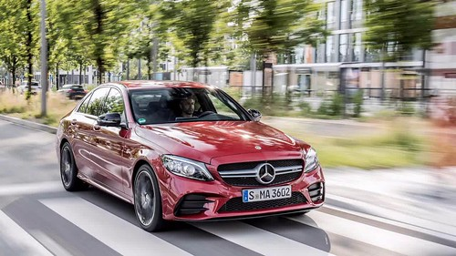 HOT NEWS! Mercedes Benz C Class 2019 Comfort And Quality For Passengers And Driver