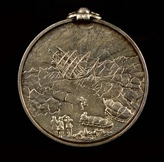 Jeannette Arctic Expedition Congressional Medal obverse