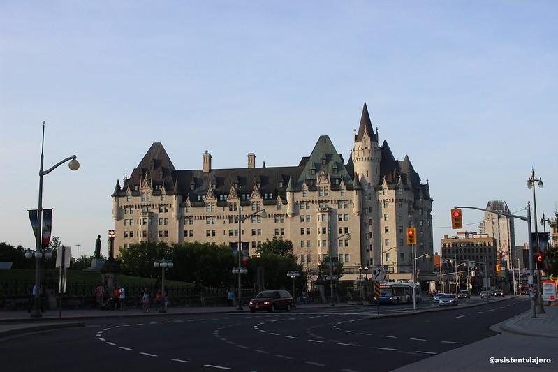 Ottawa Chateau Laurier 1