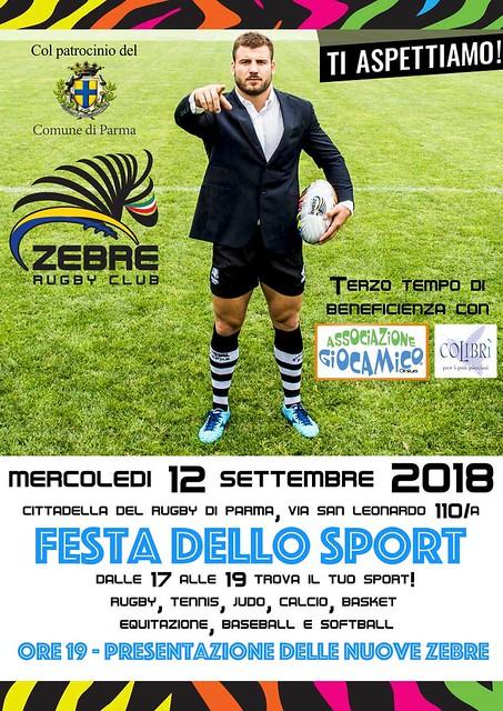 Festa dello sport 12.09.18