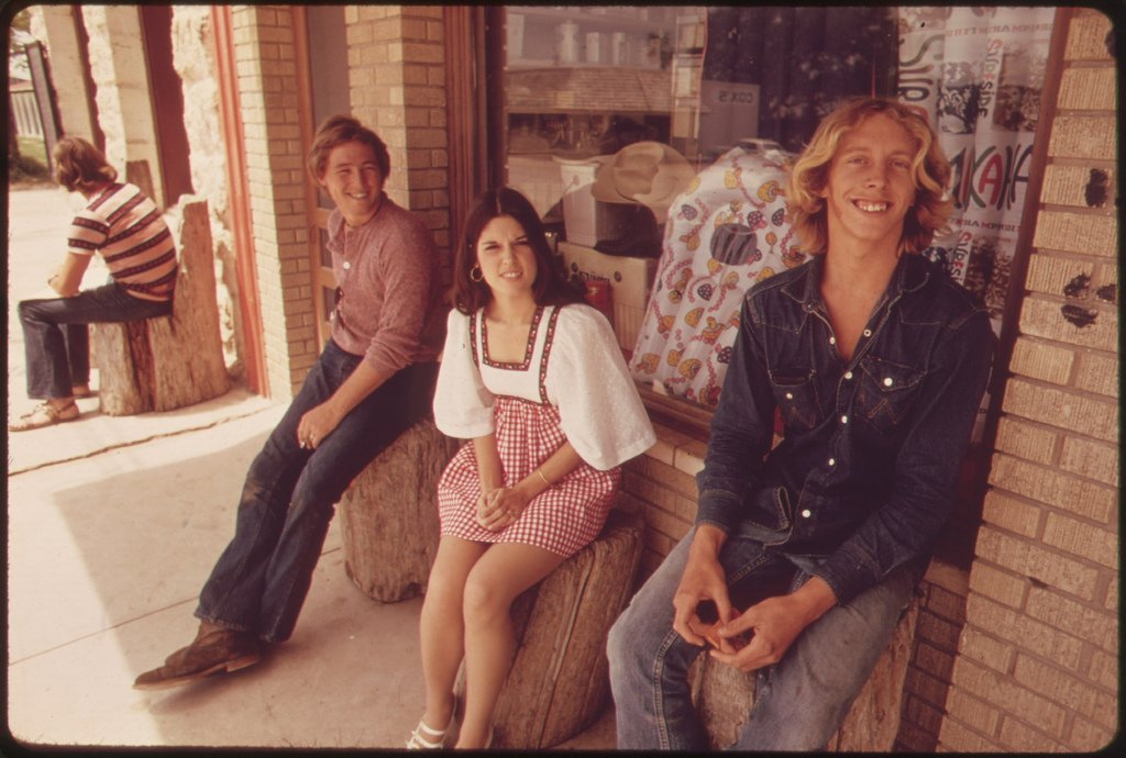 Photos of Life in Texas in the 1970s (18)