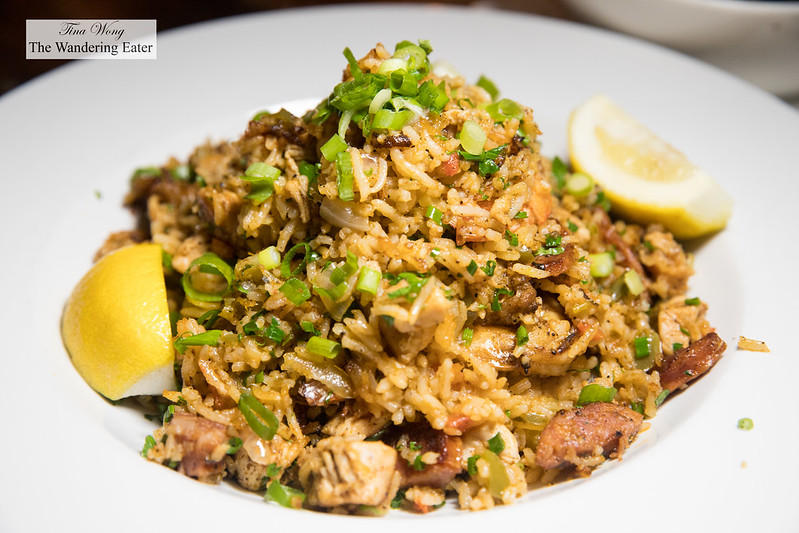1803 Jambalaya with Shrimp, Chicken & Andouille Sausage