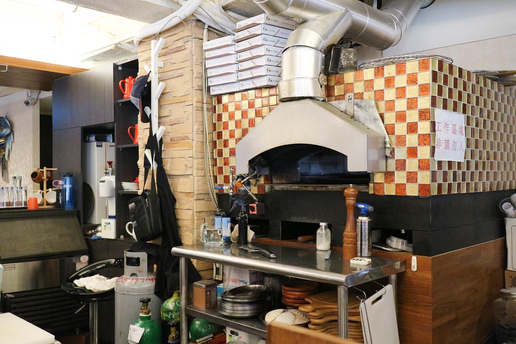 義大利米蘭手工窯烤披薩 台北中山店 Milano Pizzeria Taipei (10)