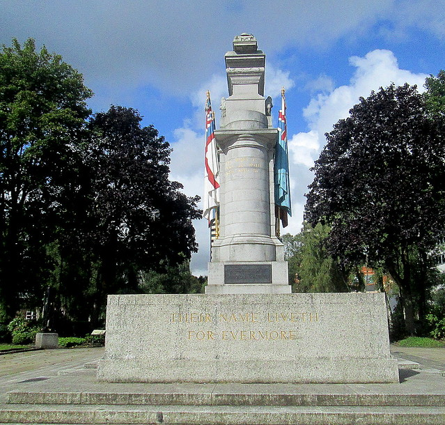 Rochdale War Memorial 2
