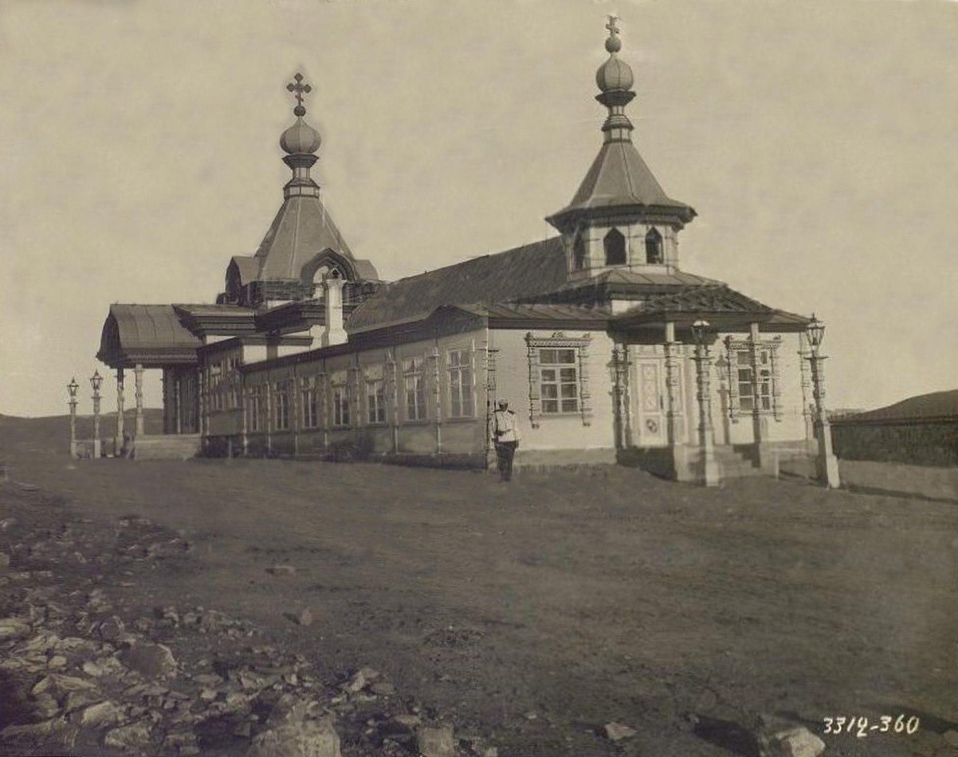 Гарнизоная церковь