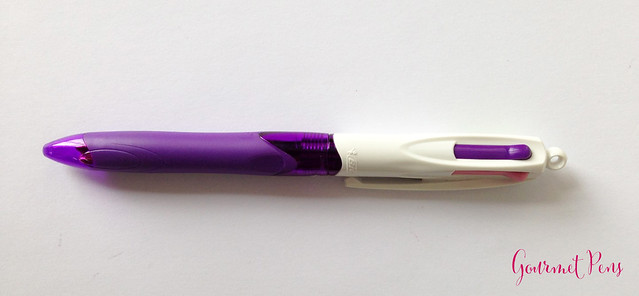 Bic 4 Color Fashion Ballpoint Pen 3