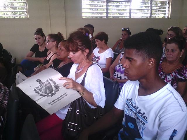 Continúa análisis del Proyecto Constitucional de la República de Cuba