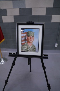 North Carolina National Guard Renames Winston Salem Readiness Center for.Fallen Soldier
