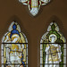 North Hykeham, All Saints' church window
