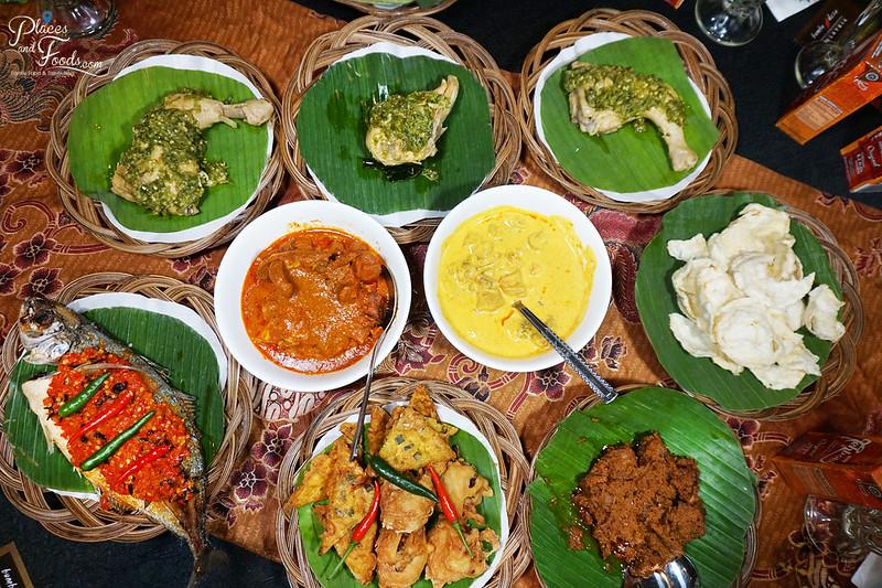 malaysia airports bumbu desa food