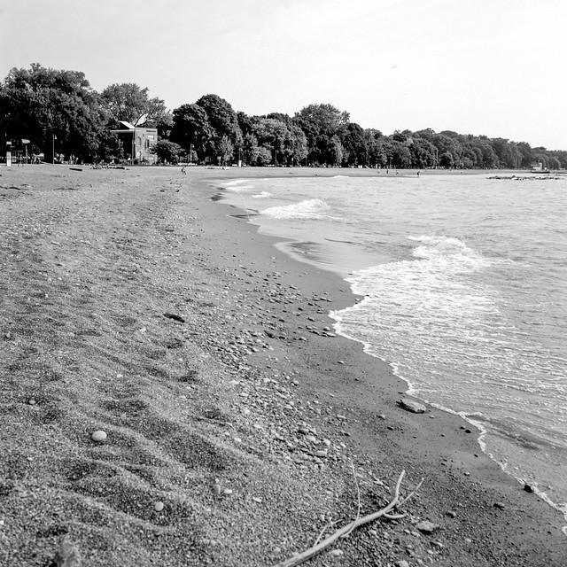 Leuty Beach Shore