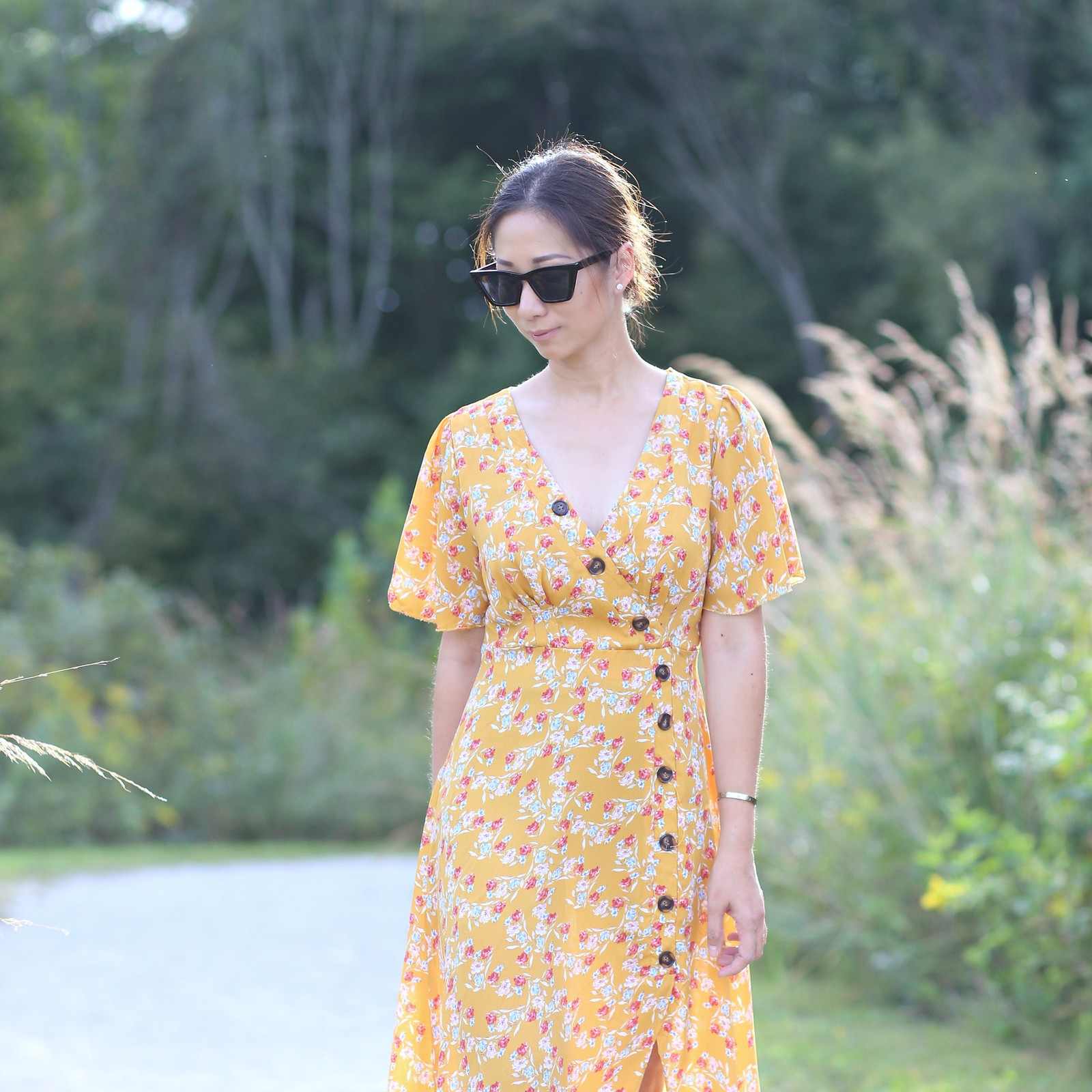 YellowMaxiDress_SydneysFashionDiary