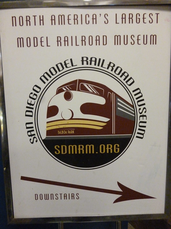 San Diego Railroad Museun