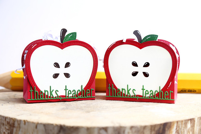 stitched apple frames (lawn fawn inspiration week)