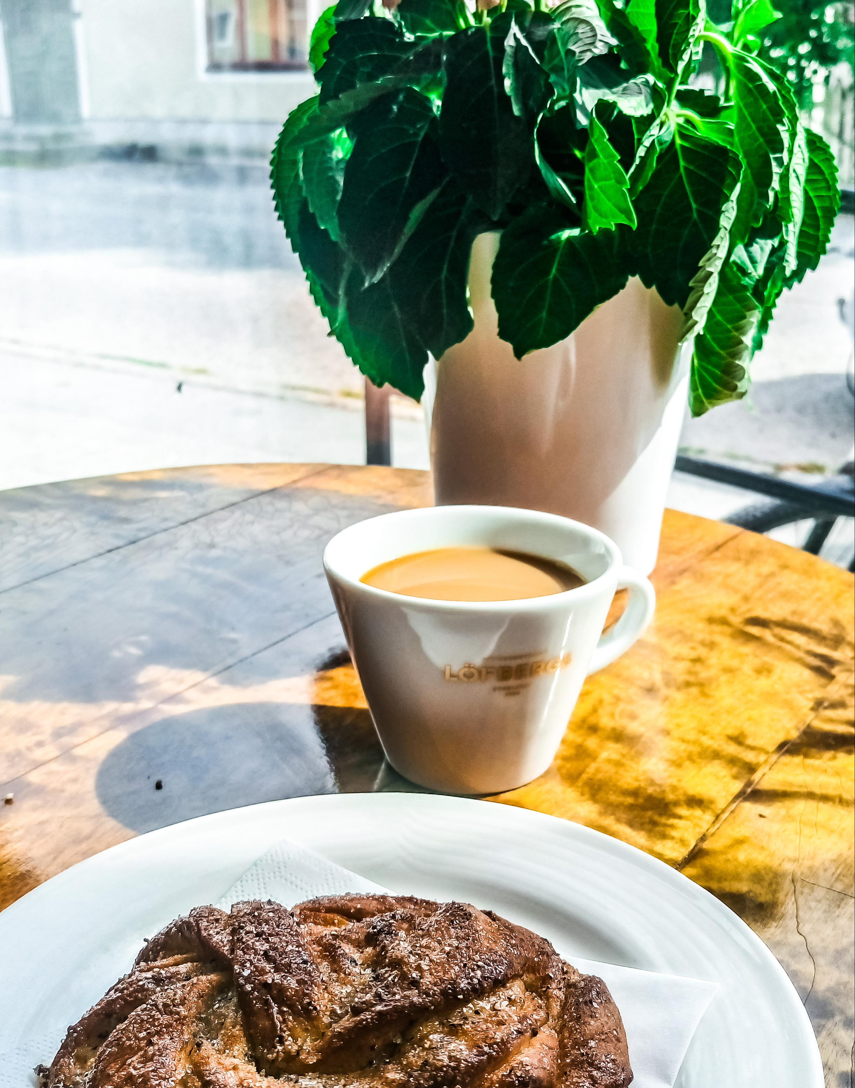 cafeet in Klinteham