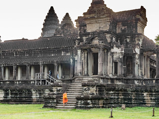 Templo de Angkor (Angkor Wat), Camboya