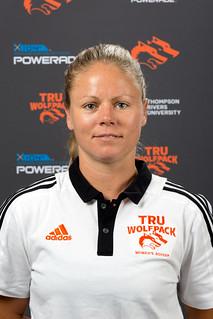 Danielle Fauteux (asst. coach 18-19 Snucins)