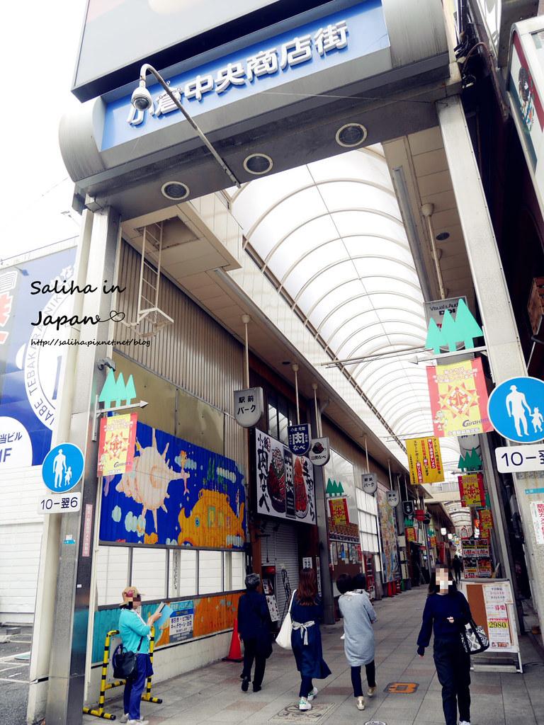 日本小倉城附近商店街好逛景點推薦 (2)