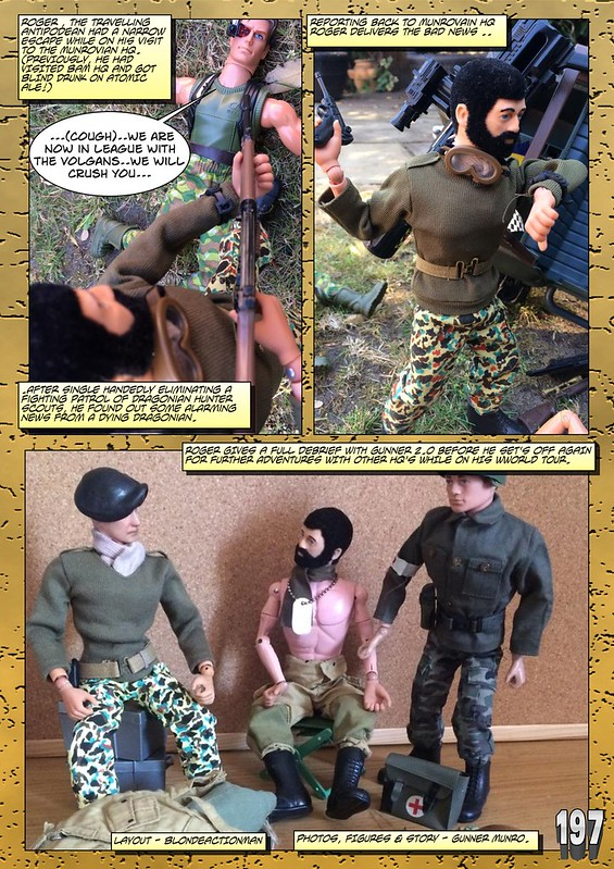 BAM2272 Presents - An Old Face Returns! Chapter Thirteen - The Munrovians Prepare their defences - Part One  44319695842_384cf90a3c_c
