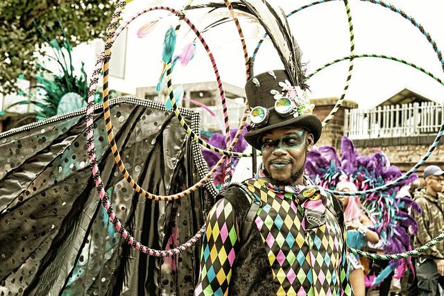 Nottinghill Carnival 2018 Monday