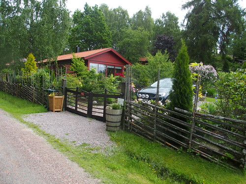 SÖ E47 Trädgård
