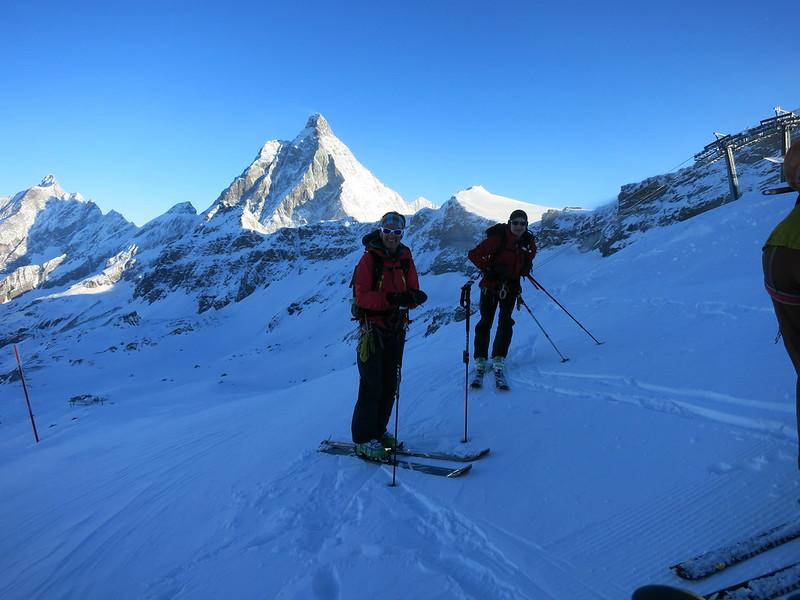 Rondom de Matterhorn, Zwitersland-Italië