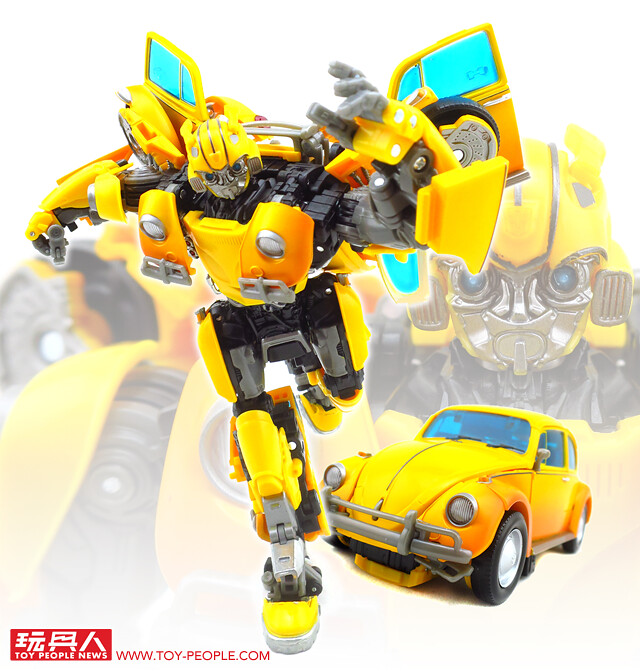 The Ultimate Beetle! Hasbro Transformers Masterpiece Movie Series MPM-7 Bumblebee Unboxing!