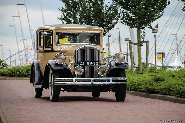 1929 Pierce Arrow 253 Sedan - AL-89-70
